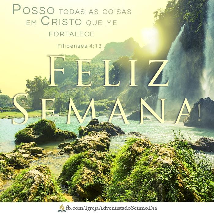 #felizsemana