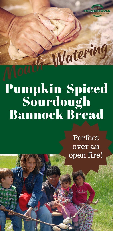 A Mouth-Watering Sourdough Bannock Bread Recipe | Fermentools.com
