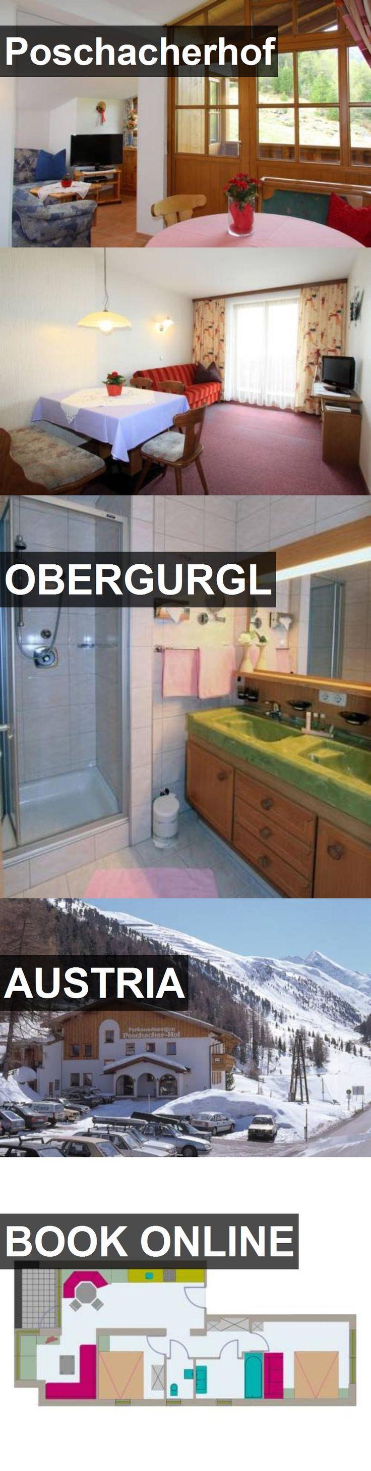 Hotel Poschacherhof in Obergurgl, Austria. For more information, photos, reviews and best prices please follow the link. #Austria #Obergurgl #Poschacherhof #hotel #travel #vacation