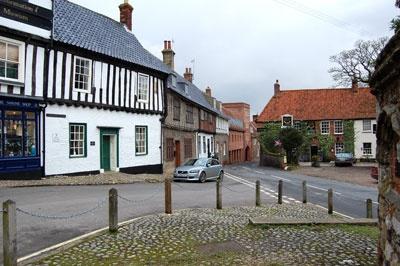 Little Walsingham North Norfolk-lovely medieval village.