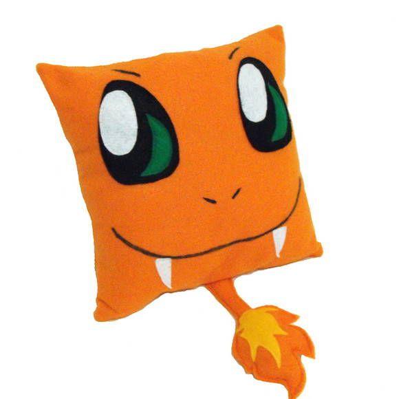 Almofada Pokémon Charmander