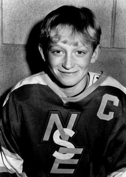 Wayne Gretzky, 1972.
