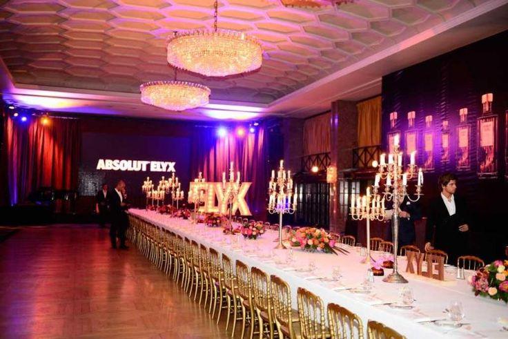 Fotos: Jantar da Absolut reúne figuras conhecidas em noite de luxo no Hotel Ritz