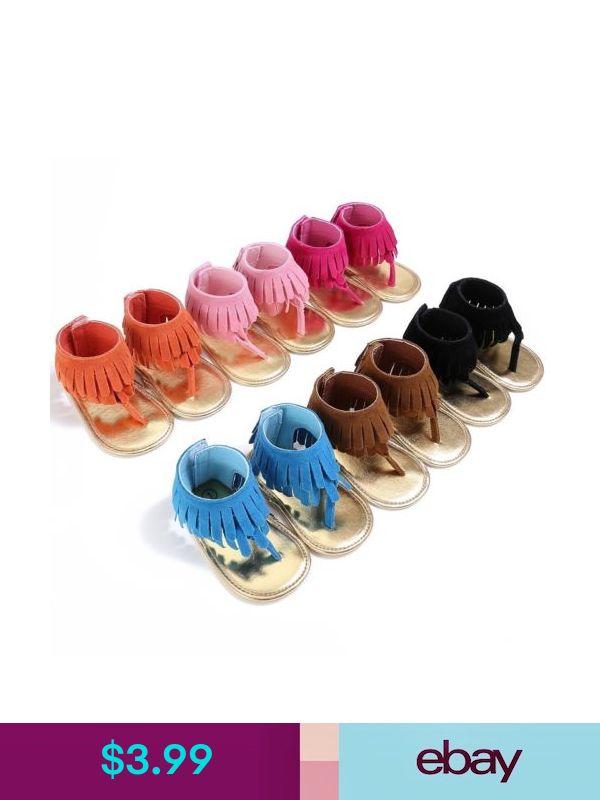 Newborn Baby Girl Tassel Sandal Summer Shoes