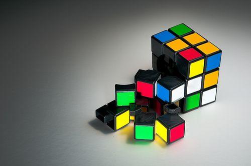Broken Rubik   01042010