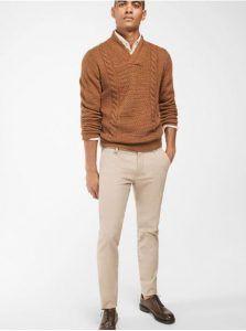 Men's trousers Massimo Dutti 2017 chinos-massimo-dutti-2017