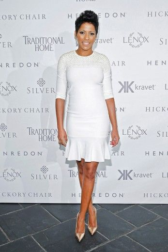 Tamron Hall...another one who get's it right...proud to see her on the Today Show.