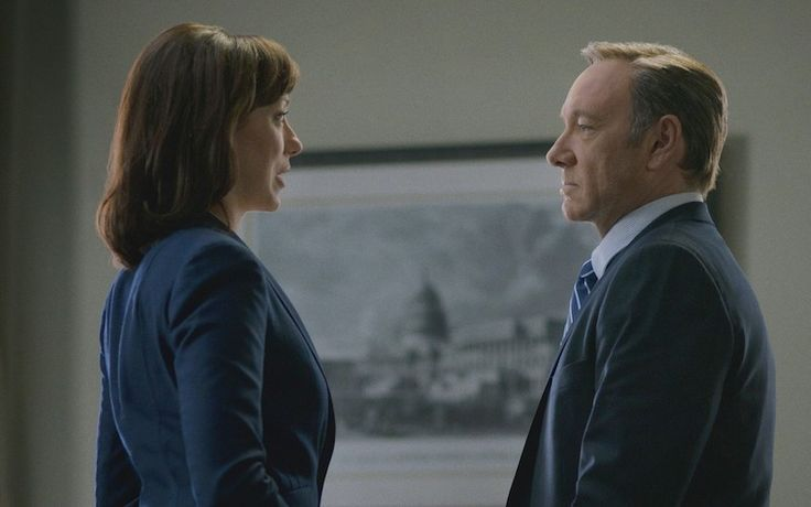 'House of Cards' Season 3 Theory: Jackie Sharp & Janine Skorksy Could Ruin Frank Underwood