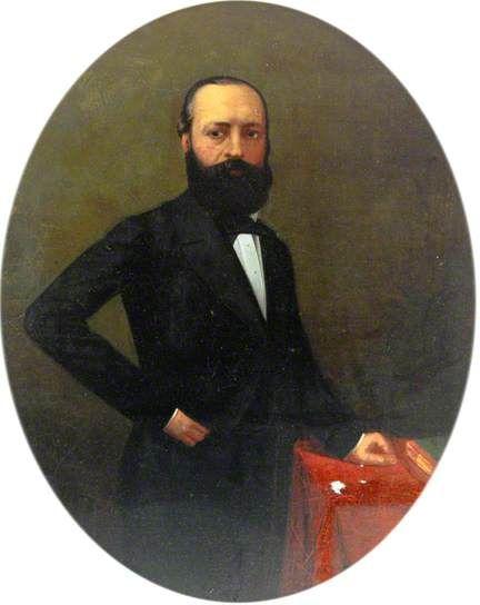 Hollyoake: portrait of Felice Orsini.