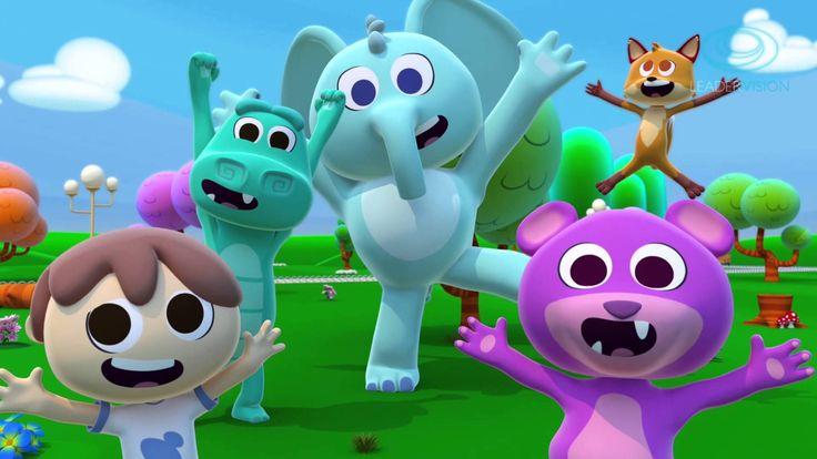 Próximamente el nuevo DVD de Las Canciones Infantiles del Zoo volumen 2!!! aquí adelantando Bailando el Bugui Bugui Siguenos/Follow us Facebook ► http://smar...