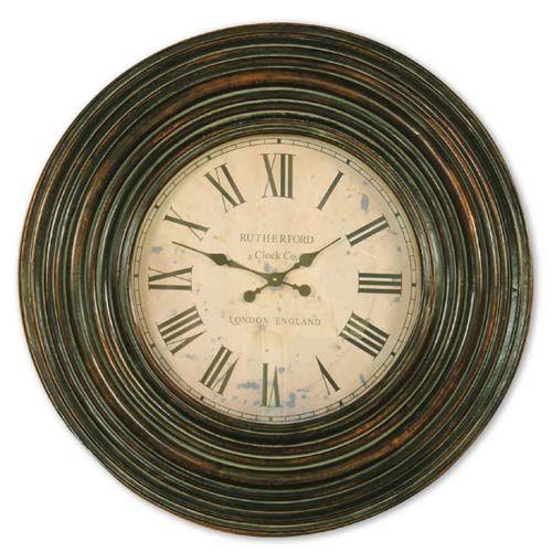 Uttermost Trudy Clock. Extra Große WanduhrKlassische ... Ideas