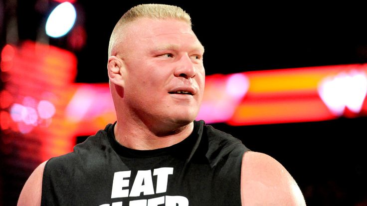 PHOTOS: Brock Lesnar wrestles Sheamus at Friday's WWE live event