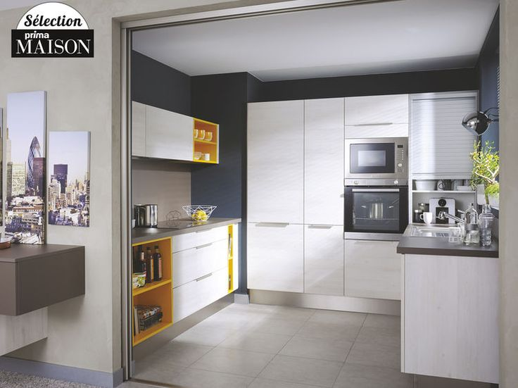 Oui, on peut avoir une toute petite cuisine qui soit pratique et équipée comme il se doit. La preuve avec nos astuces d'aménagement et nos bonnes idées...