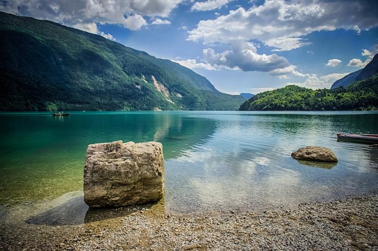 Molveno Lake - Italy
