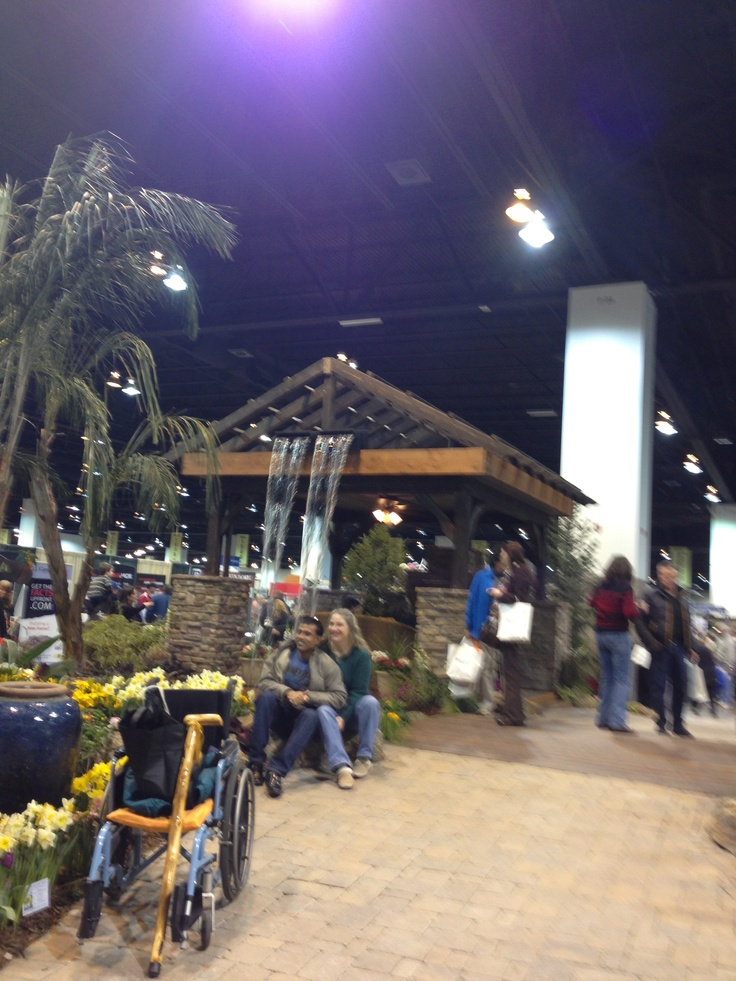 RMPW Exhibit At The Colorado Home And Garden Show In Denver, CO