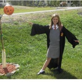 Hermione Granger from Harry Potter Halloween Costume