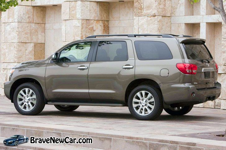 2015 Toyota Sequoia  http://newcarreviewz.com/2015-toyota-sequoia-redesign-specs-prices/