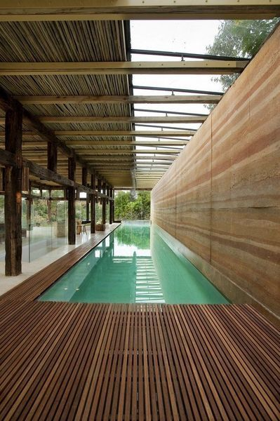 Elegant 25+ Best Small Indoor Pool Ideas On Pinterest | Private Pool, Indoor  Lanterns And Dipping Pool