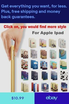 Details about Genuine RC 360Rotating Case for Apple iPad