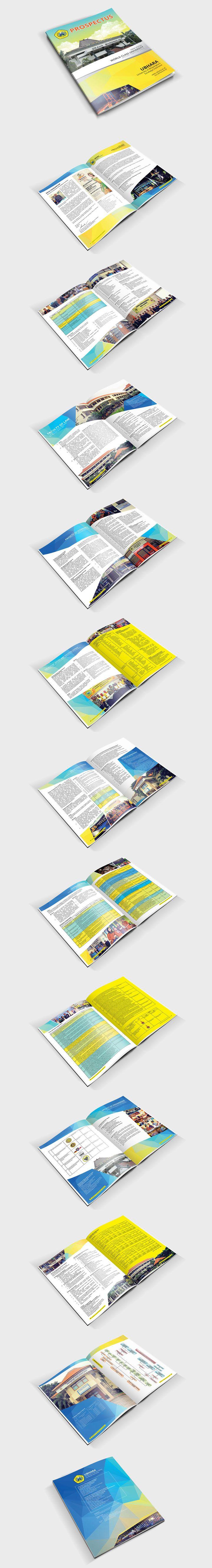 PROSPECTUS BHAYANGKARA UNIVERSITY | AREXGRAPH DESIGN