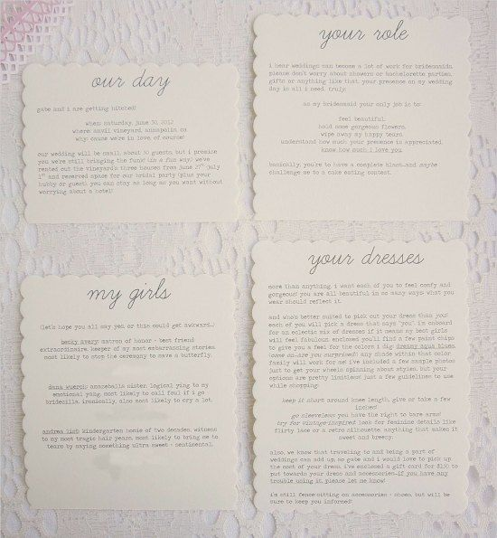 how to ask your friends to be your bridesmaids, bridesmaid gifts, bridesmaid letters