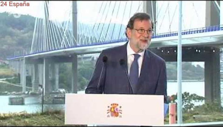 Mariano Rajoy desea un feliz 2016 a las puertas de 2018