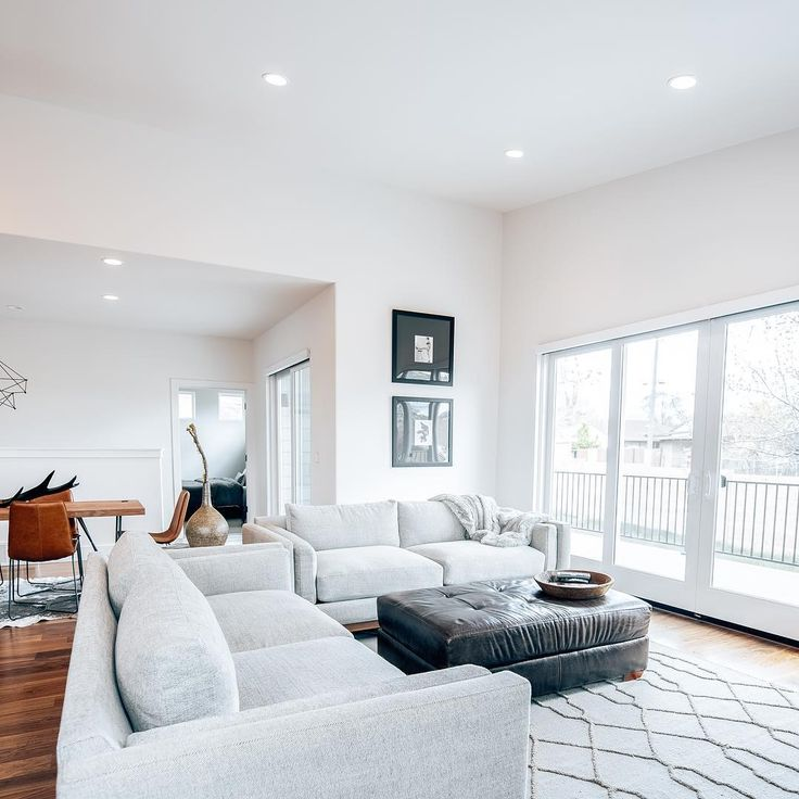 Utah Interior Designer | Living dining room, Interior ...