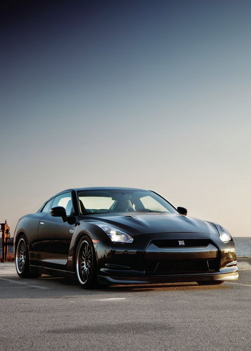 This is not your average Nissan GT-R. This 2013 GT-R Black Edition is the culmination of AMS Performance parts from their Alpha Line, and Nissan's immense technology. #AutoAwesome #spon