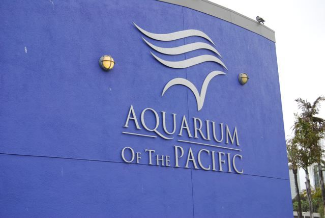 The Long Beach Aquarium, Long Beach, CA