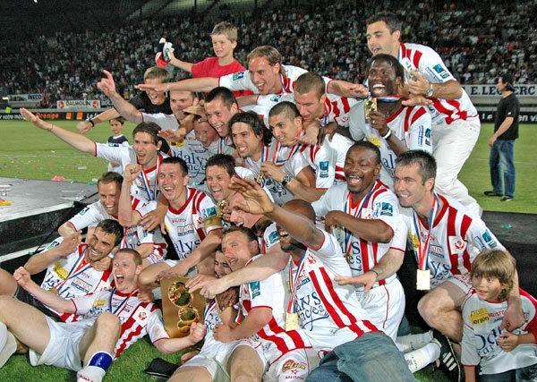 French Champion League 2 (2004/2005) - AS Nancy Lorraine (ASNL)
