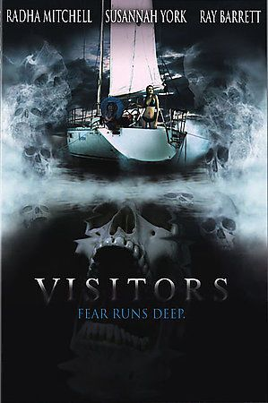 Visitors (DVD, 2003) - FREE SHIPPING