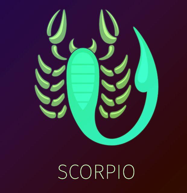 <strong>Scorpio (October 23 - November 21)</strong>