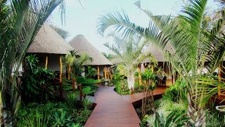 Greater St. Lucia Wetlands Park: Lodge  Afriquè - Guest House