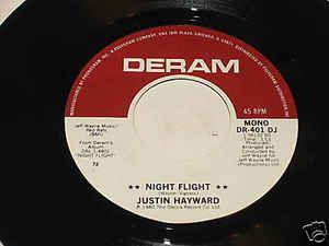 Justin Hayward – Night Flight