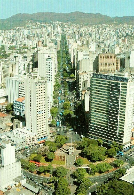 Belo Horizonte - MG, #brazil Morei em Minas Gerais por tanto tempo que fiquei Mineira.