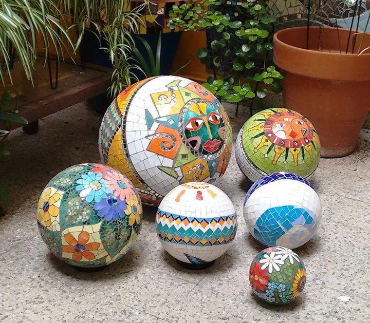 Workshop de Esferas en Mosaico – Heyevent.com