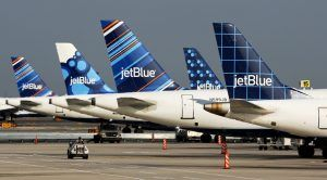 JetBlue Delta Biometric Scanners May Replace Boarding Passes