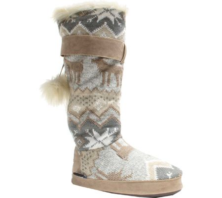 Women's MUK LUKS Winnie Slipper Boot with FREE Shipping & Exchanges. Amp your style with this Muk Luks Winnie Slipper Boot. Dive into our traditional, holiday Winter