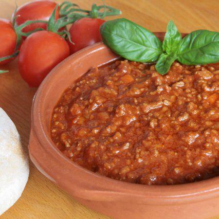 Bolognaise Sauce