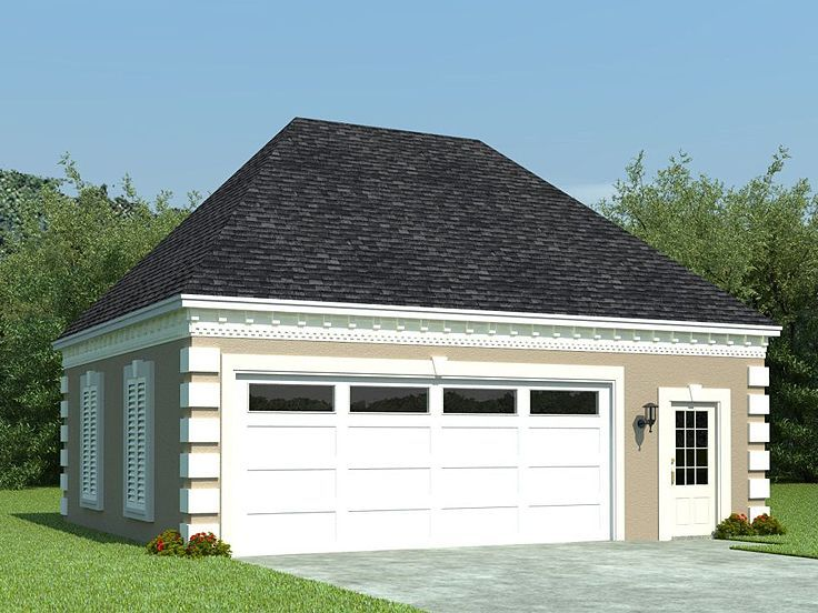 24 best european style garage plans images on pinterest for European garage doors
