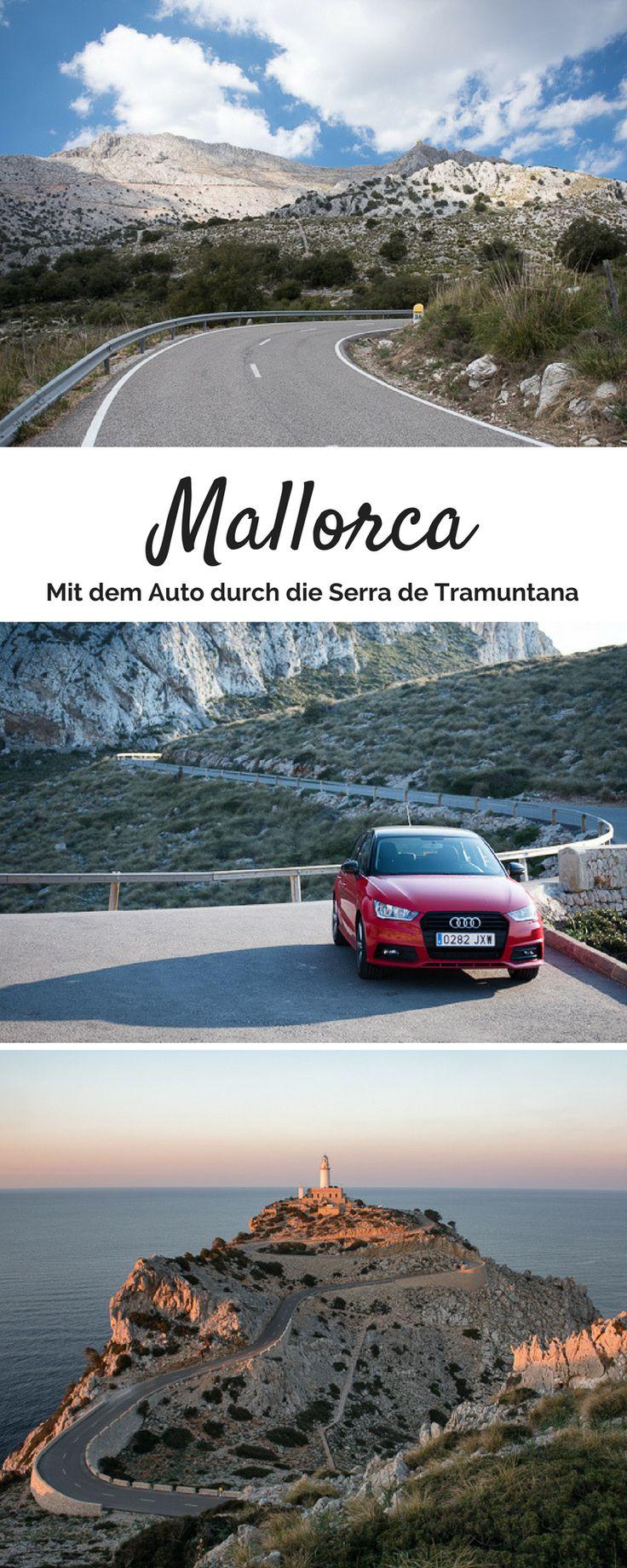 Mit dem Auto durch die Serra de Tramuntana