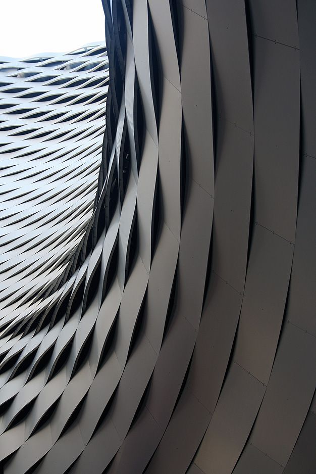 Details we like / Messe Basel / facade / Metal Pattern / Circular / Architecture / at The Well