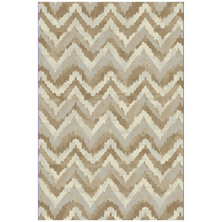 Attractive Dynamic Rugs Melody 985018 117 Ivory Rug