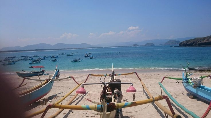 Papuma beach, Jember