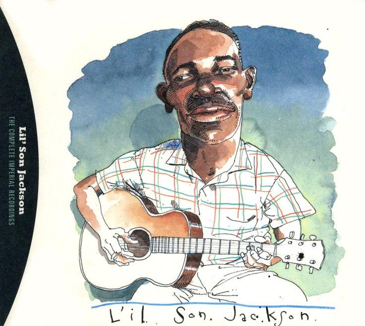 L'il Son Jackson by Joe Ciardiello Capitol Blues Collection (1995)