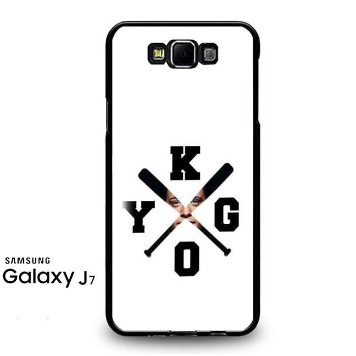 Kygo Logo Photo Masking Samsung Galaxy J7 Prime Case