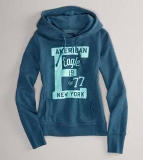 Womens Sweatshirts: Hoodies for Women | American Eagle Outfitters. I have this and it's one of my fav sweaters!