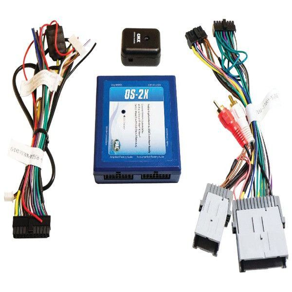 OnStar(R) Interface (OS-2X for Select GM(R) Class II Vehicles with or without Bose(R) Sound System) - PAC - OS-2X