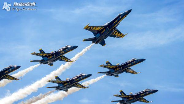 US Navy Blue Angels schedule 2017/2018