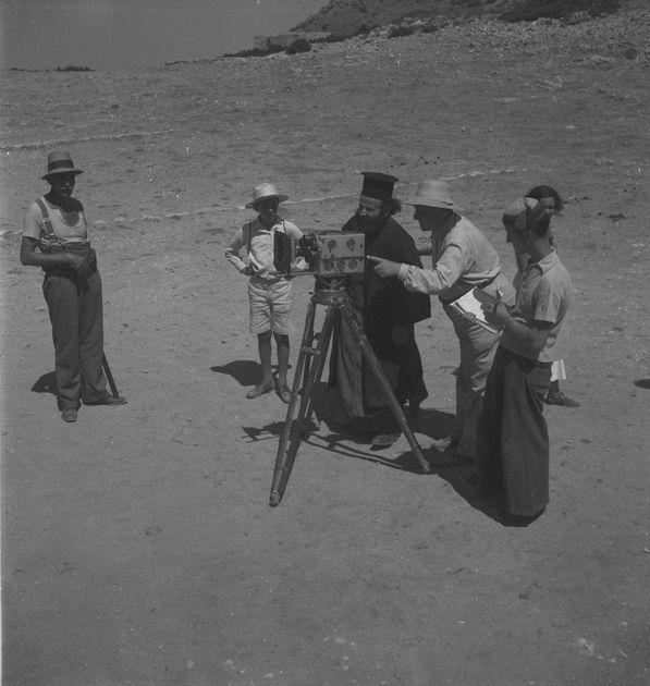 René Zuber et Roger Leenhardt - EN CRETE SANS LES DIEUX,1934.